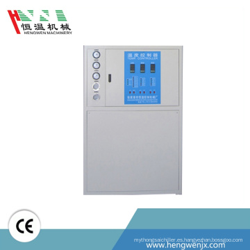 Calefacción y refrigeración en la unidad enfriadora enfriada por agua