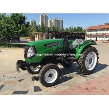 55HP 2WD 4WD Tractor agricola con descuento Precio Tt550 Tt554