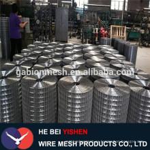 304 panel de malla de alambre soldado de acero inoxidable galvanizado