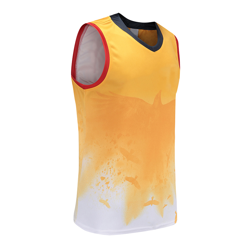Dry Fit Rugby Wear Ves