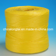 Yellow PP Packing Twine/Baler Twine/Agriculture Banana Twine
