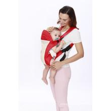 Portador de bebê confortável para toda a estação de frente