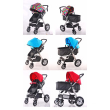2016 New Luxury Baby Stroller 3 in 1 Toddler Stroller Baby Carriage