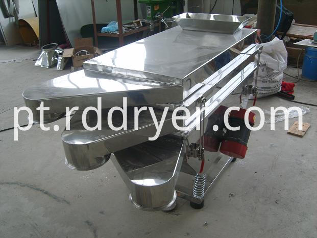 Square Sieve for Chemical Industry