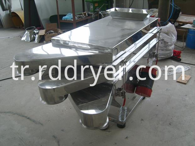 Granule Vibrating Sieve Machine