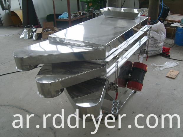 Square Vibrating Sieve for Powder