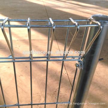 Painéis de vedação galvanizada a quente com transdutor de GM, cerca galvanizado de baixo preço