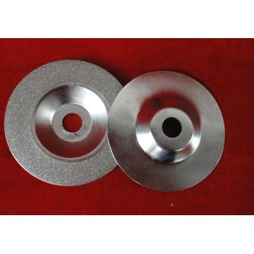 Electroplated Diamond Grinding Cup Wheel for Glass