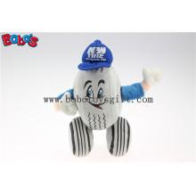 """7.9 """"Competitive Price Custom Plüsch Auto Reifen Maskottchen Spielzeug als Werbegeschenk Bos1123"""