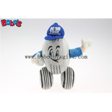 "7.9"" Competive Price Custom Plush Auto Tyre Mascot Toy as Promotional Gift Bos1123"
