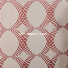 Manufacturer of for Offer Polyester Shrinkage Curtain,Dyed Shrinkage Curtain Fabric From China Manufacturer Traditional Red Color Shrinkage Yarn Curtain Fabric export to Qatar Factory