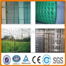 Anping factory High Quality Powder Coated Garden Metal Euro Fence