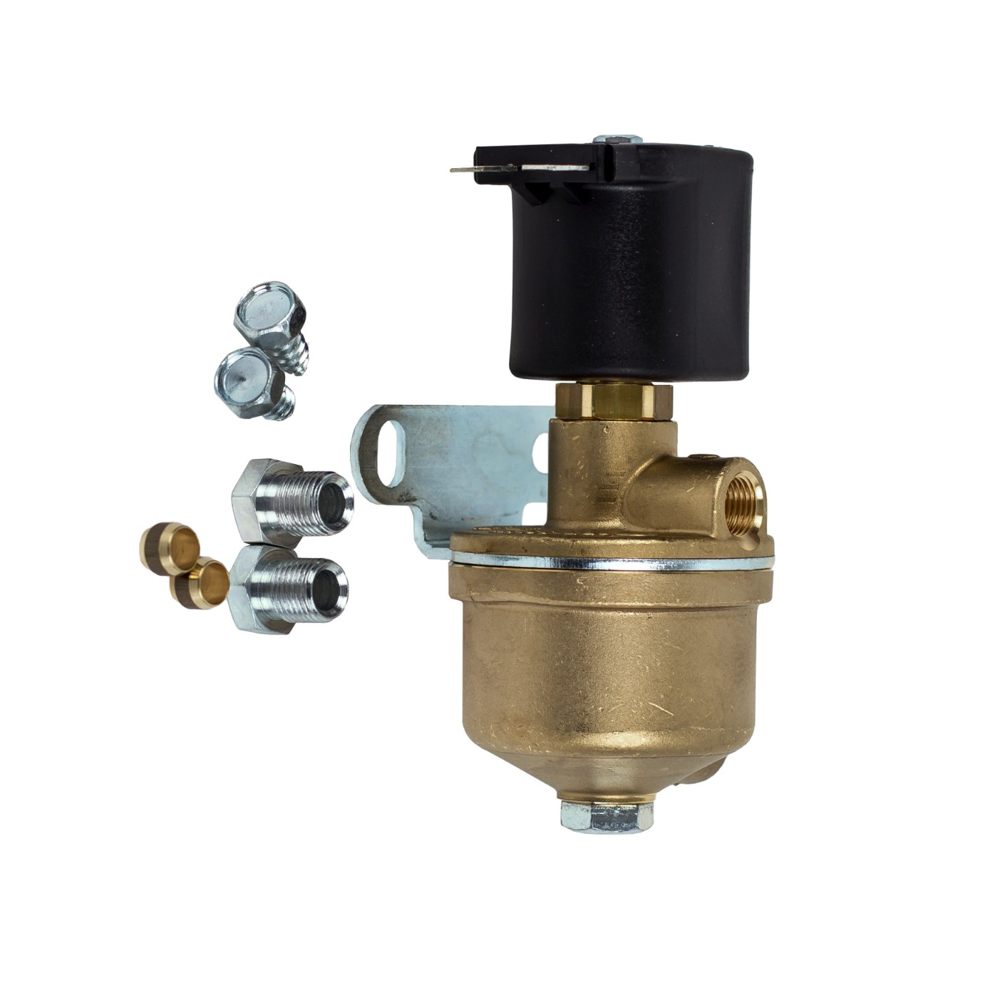 Application of LPG-CNG Gas Shut-off Solenoid Valve Coils