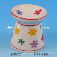 2016 best selling ceramic aroma burner,ceramic aroma lamp for wholesale