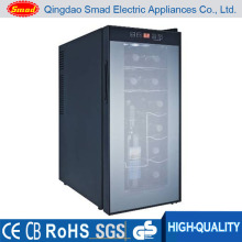 No Noise Auto-Defrost Semi-Conductor Wine Refrigerator