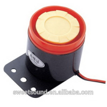105dB 12V siren sounder for fire alarm