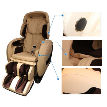 2015 New Design Shiatsu Massage Chair (WM001-S)