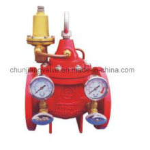 Supply Fire Protection Pressure Reducing Valve