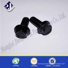 High Strength Flange Bolt 10.9 for Automobile SGS Zinc Plated