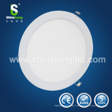 CE/RoHS approved 10W Round led panel light
