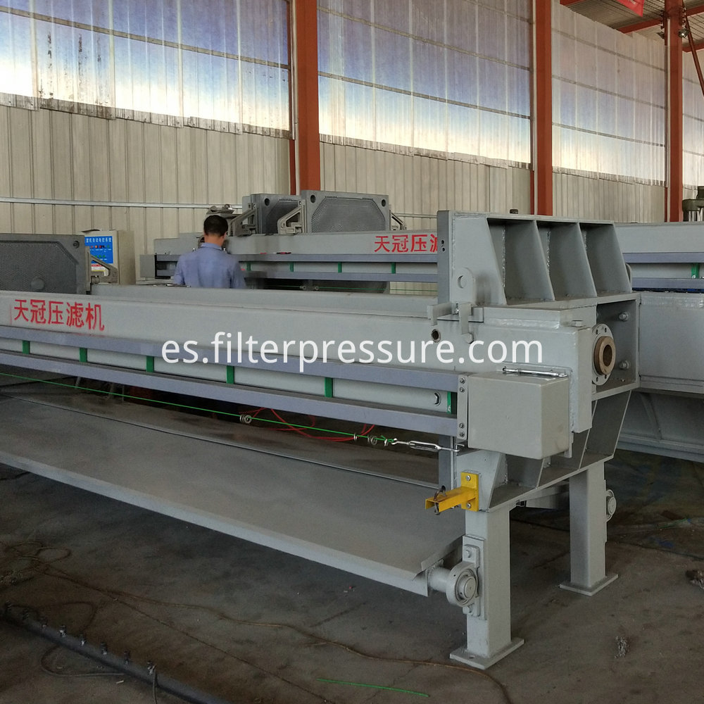 Tianguan Filter Press Machine