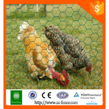 Hexagonal wire mesh/gabion mesh/rock basket wire mesh