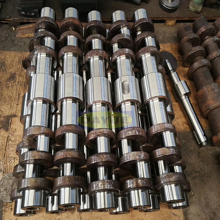Motorcycle parts manufacturing automobile crankshaft precision parts manufacturers and suppliers in China