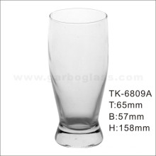 Pilsner Style Blowing Glass Drinking Cup (GB060312)