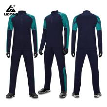 Conjunto de chándal de chaqueta y pantalón personalizado