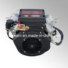 11kw Air-Cooled Two-Cylinder Diesel Engine (2V86F)