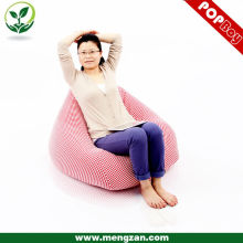 adults living room back support bean bag sofa