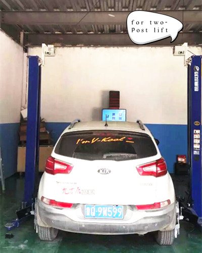 Sucvary Wheel Alignment with New Design