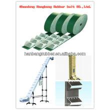 matériel d'exploitation minière ascenseur transporteuses caoutchouc ceinture