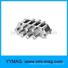 magnet bar magnetic grate industrial application