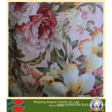 Flowers Printed Nylon Fabric (WJ-KY-782)