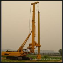 FD128A mecanografía la plataforma de perforación rotatoria hidráulica de la máquina de la construcción para la venta