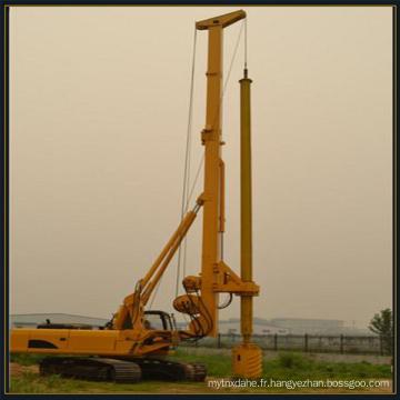 Machine de forage rotatoire hydraulique de machine de construction de type FD128A à vendre