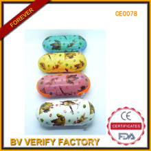 New Evc Sunglasses Case with Colorful Cartoon Pattern (CE0078)