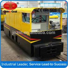 locomotiva subterrânea da mineração subterrânea da freqüência da velocidade 12T rápida