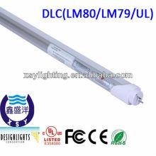 3/5 años de garantía ul / dlc enumeró el tubo ligero llevado t8 de 120cm