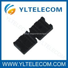 Fivela do parafuso do grampo do cabo para o cabeamento da fibra óptica (construção de FTTH)