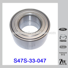 Auto Parts Front Wheel Bearing for Mazda MZ S47S-33-047