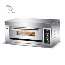 guangzhou bakery oven 1 deck 1 tray 40*60cm bakery counter top gas industrial bread baking oven commercial bakery oven