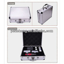 Wholesale tattoo machine for sale / permanent makeup eyebrow/lip tattoo machine kit with gift of 50pc needles