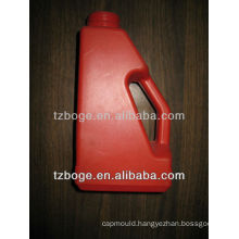 plastic oil bottle blowing mould