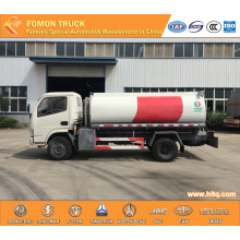 Dongfeng DFAC RHD 4x2 5000L oil tanker truck