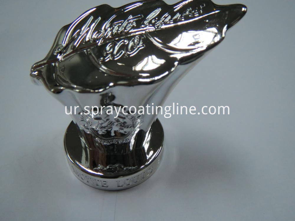 uv coating bottle cap