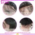 Новые прибытия странный прямой 22 дюйма #4 бразильский девственной полное кружево парики из натуральных волос белых женщин
