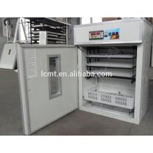 528 Hähnchen Kapazität Eier Inkubatoren für landwirtschaftliche Geräte