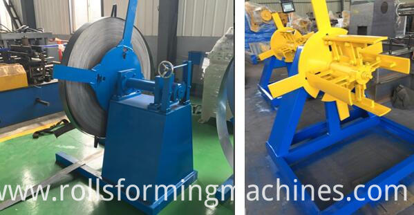 door frame roll forming machine  4